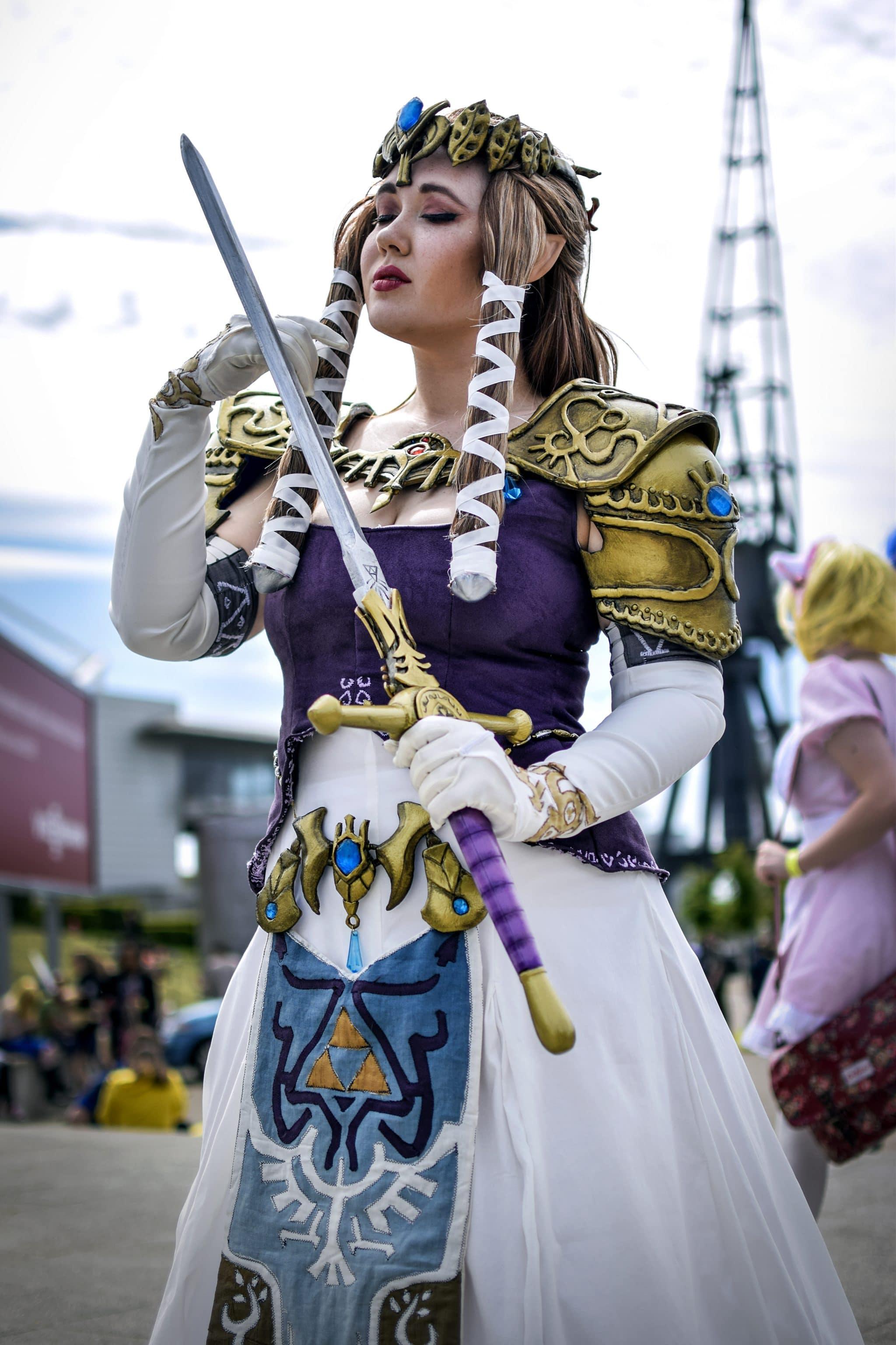 Princess Zelda Moonsquid